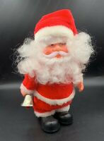 VNT Animated Santa Clause Musical Toy Vintage Christmas SEE DESCRIPTION