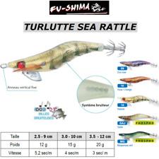 Turlutte Jig Lure FU-SHIMA SEA RATTLE Calamars Seiches Squid Cuttlefish New