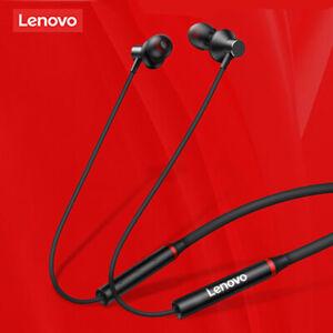 HE05X Bluetooth5.0 Wireless Headset Waterproof Sport Earbud Noise Cancelling Mic