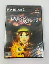 PS2 Dark Cloud (2001), UK PAL, Brand New & Factory Sealed, READ
