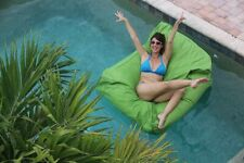 XLarge Super Comfy Outdoor/indoor  Floating Bean Bag Chair!!   Cover only! USA