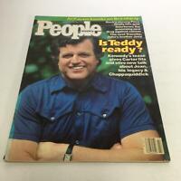 People Magazine: Jul 2 1979 - Al Paccino Bombs on Broadway & Is Teddy Ready?