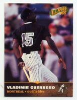 1996 Score Board VLADIMIR GUERRERO Rookie Prospect Card #69 Montreal Expos HOF