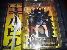 Kill Bill 'Go-Go' (Chiaki Kuriyama) Action Figure Series 1 NECA