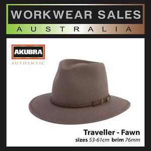Akubra Hat - Australian-Urban Style-Traveller-Authentic Akubra Hats - Acubra