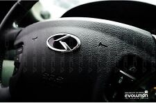 K Logo Steering Wheel Horn Center Cap Fit KIA 2011 2012 Sorento R