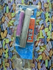 NEPEZCON-PCN 2010 convention dispenser-gray regular - RARE clear PEZ Package!