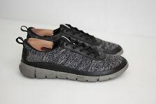 Mens ECCO Sport 'Intrinsic Knit' Sneakers - Black / Gray - 43 / 9-9.5US