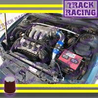 1993 1994-1997 FORD PROBE GT MAZDA MX6 626 2.5 2.5L COLD AIR INTAKE KIT Blue Red