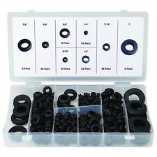 180 Piece Rubber Grommet Assortment Kit Wiring Harness Firewall Radio Electrical