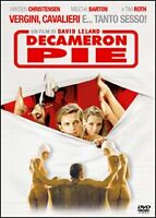 DVD Decameron Pie (2007) Film Sentimentale Commedia Cinema Video Movie