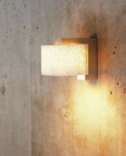 Serien Lighting Design Wandleuchte Reef Wall Aluminium gebürstet Halogen