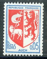 STAMP / TIMBRE FRANCE NEUF LUXE DE ROULETTE N° 1468a ** BLASON / AUCH