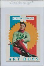1960-61 Topps Hockey #27 Art Ross  Nm/Mt or Better High End Set Break