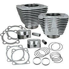 883-1200 CYLINDER AND PISTON BIG BORE CONVERSION KIT HARLEY SPORTSTER 2004-UP
