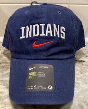 CLEVELAND INDIANS H86 HERITAGE 86 STRAPBACK NAVY MLB NIKE HAT CAP ADJUSTABLE