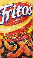 Fritos Flamin' Hot Flavored Corn Chips 9 3/4oz - 1 Bags