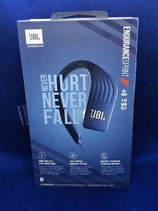 JBL Endurance Sprint ~ Wireless x Waterproof ~ In-Ear Headphones - BLUE