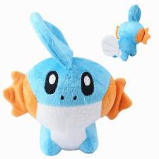 "6"" Cute Pokemon Mudkip Kids Toy Soft Plush Stuffed Doll Toy Birthday Gift New"