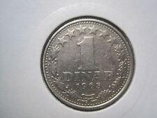 Serbien 1 Dinar 1965  (633)