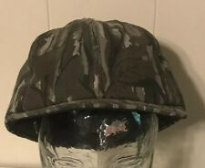 Vintage Green Camo Medium Hat 3M Thinsulate Hunting Cap Camouflage Extra Large