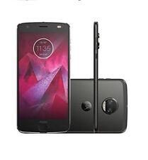Motorola Z2 Force XT1789 - Black (Verizon) 64GB 4G VoLTE GSM Unlocked T-Mobile