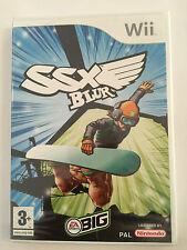 Ascidiacea Blur für Nintendo Wii (Neu & Versiegelt)