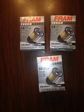 3  New Fram Tough Guard Oil Filters TG3682, Replaces Fram PH3682, Wix 51361*NEW*