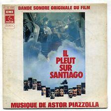 """B.O.F """" IL PLEUT SUR SANTIAGO """"  45 T SIMPLE EMI 14248 - ASTOR PIAZZOLLA"""