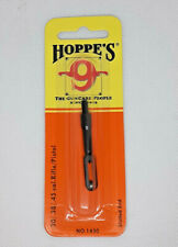 HOPPE'S 9. SLOTTED END FOR CLEANING ROD. SUITS .30/.38/.45 CAL.  NO. 1430