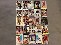 HALL OF FAME Hockey card Lot 1989-2018 WAYNE GRETZKY STEVE YZERMAN SIDNEY CROSBY