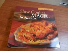 Slow Cooker Magic in Minutes 2003