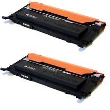 2PK CLT-K409S Black Toner Cartridges For Samsung CLP-310 CLP-315 CLX-3170