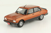 Peugeot 504 GR TN 1985 Rare Argentina Diecast Scale 1:43 New With Magazine