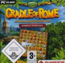 CRADLE OF ROME Jewelmaster DEUTSCH sehr guter Zustand