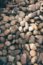 Natural Pebbles Duck Stones Landscaping Garden Decorative Feature Water Border