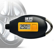 Mini Keychain Digital LCD 12V Tire Car/Auto Tyre Air Pressure Gauge for Car A1S