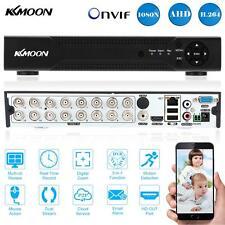 KKmoon 16Ch Channel Surveillance CCTV system HVR NVR Full AHD 1080N DVR P2P US