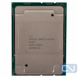Intel Xeon Platinum 8175M SR3FU 2.5GHz 33 MB 24 Core LGA 3647 Fair Grade CPU