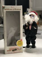 Telco Imagination In Animation The Original Motionettes of Christmas Santa Claus