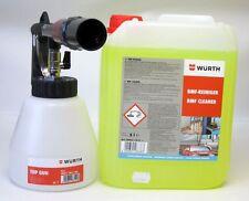 1 Set Würth Profi Reinigungspistole TOPGUN mit Tornado-Effekt + 5l BMF Reiniger