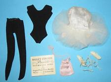 Vintage Barbie # 989 Ballerina Near Complete Excellent – NM Condition
