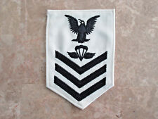U.S NAVY 1ST CLASS PETTY OFFICER AIRCREW SURVIVAL EQUIPMENTMAN RATE PATCH #2