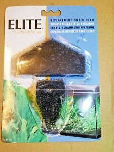 HAGEN ELITE STING RAY 10 FILTER REPLACEMENTS, NEW SET IN HAND FOR YOUR AQUARIUM