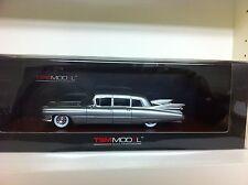 True Scale Miniatures TSM 1959 Cadillac Silver Series 75 Limousine 1:43