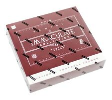 2016 Panini Immaculate Football Factory Sealed 6 Box Hobby Case - 30 Hits a case