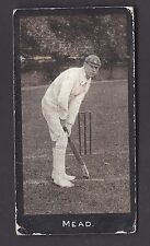 SMITH - CRICKETERS (1-50) - #24 MEAD