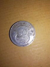 Pièce de Monnaie 50 cts 1945B