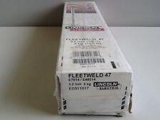 3.2mm (1/8 In) 5kg (11 LB) Welding Electrodes (SKU#1458/E62)