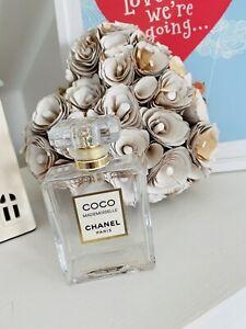 Coco Chanel Mademoiselle Empty Bottle